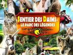 Sentiers des Daims : Legends Park for happiness and pleasure children