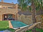 Can Caranta_Aurora House_Garden Façade