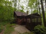 Beautiful Hocking Hills Cabin near Stream