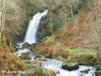 Grey Mare's Tail, Galloway Forest Park