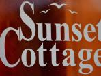 Sunset Beach Cottage awaits your arrival