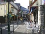 St Lary Soulan Village Centre