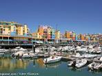 Albufeira marina 10mn walk