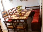 kitchen dining table can seat 12