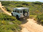 Jeep tour with Sandytoes Algarve