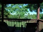 Outdoor Sitting Area w/ A View