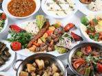 Turkish cuisine is one of the best in the world! Rich of vegetables, fish and spices,...