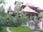 Rumah Cinta from Lower Garden