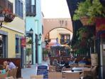 Restaurants, brewery, shops, supermarket. (Mall 'El Campanario')