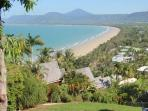 look out Port Douglas looking at 4 mile beach
