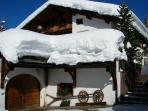 Chalet Runca offering Independent Apartment sleeping four winter & summer