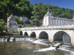 Limousin Farmhouse - Brantome Town