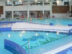 Limousin Farmhouse  - Local Town swimming pool complex