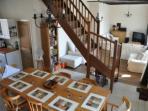 Limousin Farmhouse - Dining Room