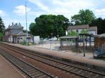 Rail station - Clères - (400 m)