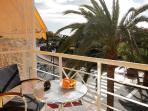 El balcón soleado por las tardes ** Evening sunny balcony