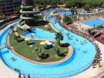 Fun in the water in Vilamoura's Waterpark