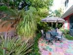 Backyard Patio Seating