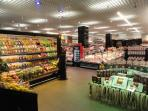 Macro Centre (supermarket) in the Marina shopping complex - 3 Min drive