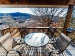 Gorgeous patio views!