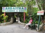 Ardarstra Gardens Zoo - 20 minute walk away