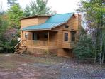 Cherokee Rose is Secluded, Private and Pet Friendly