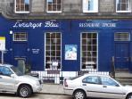 L'escargot Bleu - local French Restaurant