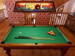 Games area mezzanine