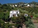 Set in acres of fruit trees - totally secluded