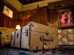Suitcases Jean Delacour - Park of Clères