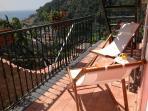 terrazzo primo piano: zona relax