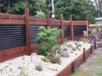 large escape proof fences :)