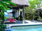 Relaxing Balinese ambience for a special holiday experience...
