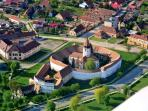 10 minutes walk to UNESCO HERITAGE SITE- Fortified Church of Prejmer