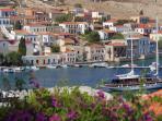 SEHER1 - Halki, Greek Islands