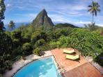 Welcome to the Coco Pitons Villa of Soufriere...