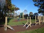 Silver Sands play area