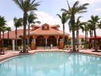 Solana Club house pool