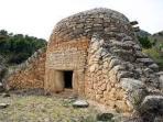 Cuco, antiguo refugio en los montes de Jumilla