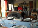cuisine salle a manger