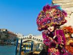 Carnival Rialto Bidge Altana Albachiara