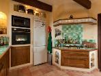 Kitchen of Agarrus Aix