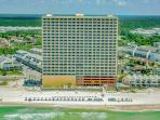 TROPIC WINDS - ONE OF THE NEWS RESORT BUILDINGS IN PCB