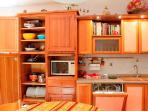 Equipaggiamento cucina