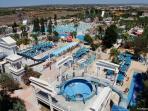 Ayia Nappa water park
