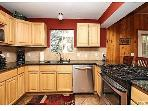 Newly remodeled kitchen with granite countertops  Many kitchen amenities included