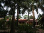 garden view of the Resort.