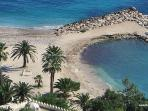 Petit Afrique also with both a private and public beachs to enjoy