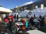 Ski station of Mont Serein