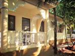 Tembewada House near Palolem and Patnem beaches - back balcony